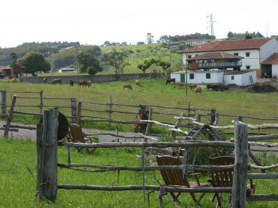 Hotel Rural La Llosa de Fombona: hotel