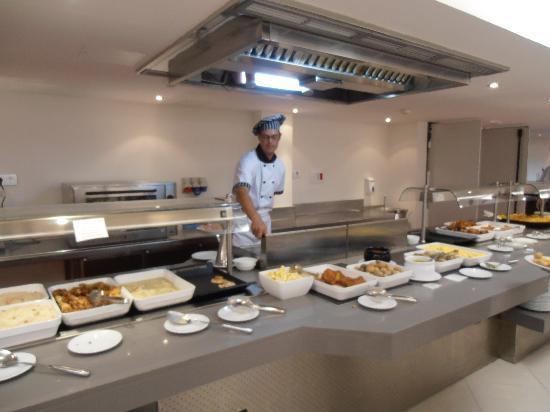 Be Live Experience Lanzarote Beach: restaurant