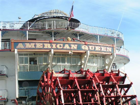 Moline, IL: Ride a Riverboat During your stay.