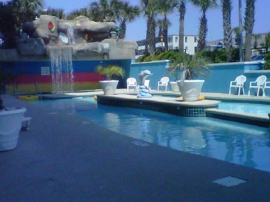 Landmark Resort: relaxing