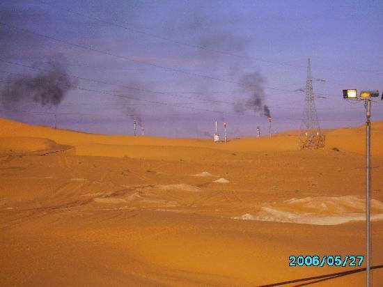 Algerian Sahara: BRN Field