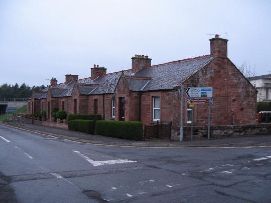 Hazeldene Hotel: Part of town