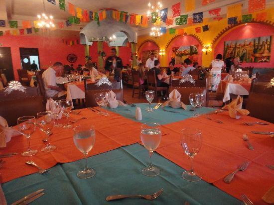 Ocean Blue & Sand : Mexican Restaurant