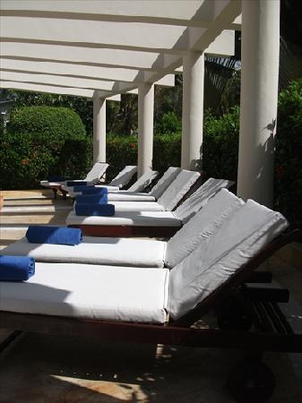 Luxury Bahia Principe Cayo Levantado Don Pablo Collection: Take a seat