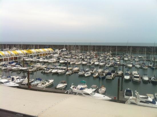 Malmaison Brighton: view from room 244