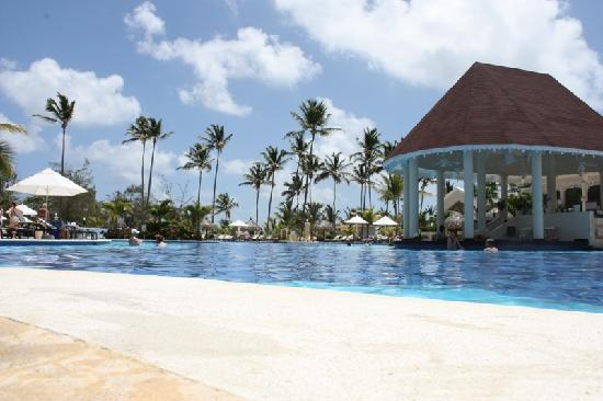 Grand Bahia Principe Punta Cana: One of the many pools