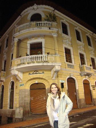 Hostal Quito Cultural: El Hostal
