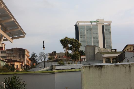 Restaurante Kalu: View from Terrace