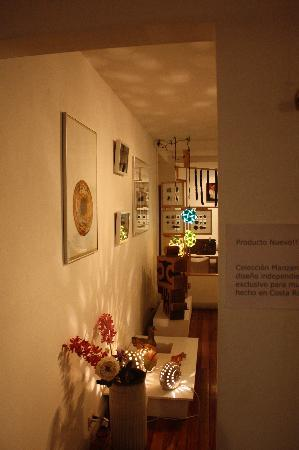 Restaurante Kalu: Boutique