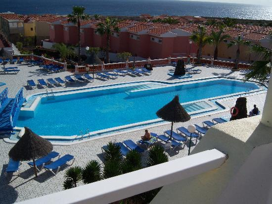 Globales Costa Tropical : pool picture