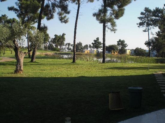 Palmela Village Golf Resort : Campo  de golf