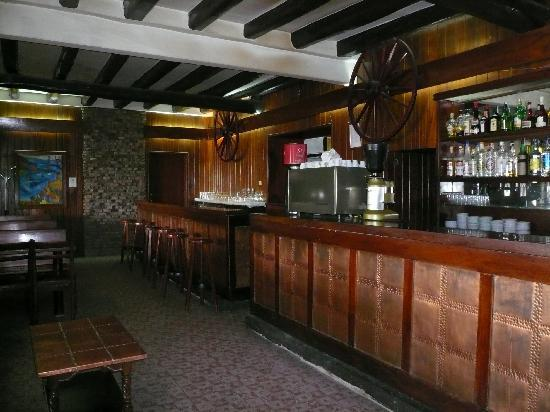 Hotel Can Fisa: Bar Cafetería