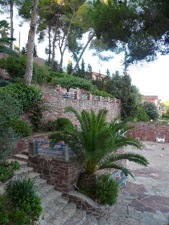 Hotel Can Fisa: Jardines