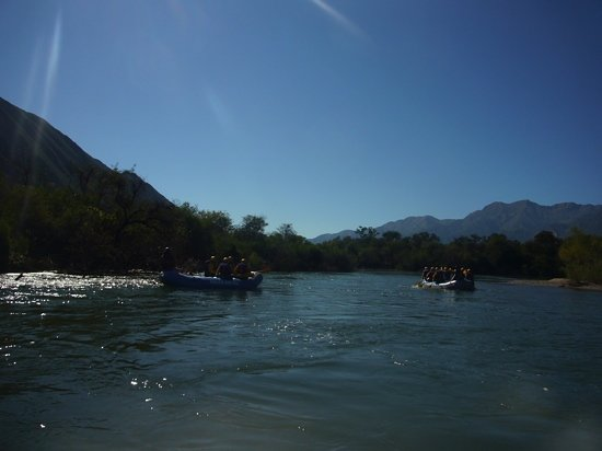 Provincia de Salta, Argentina: on the river