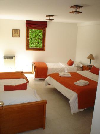 Altos de la Costanera - Aparts: Dormitorios