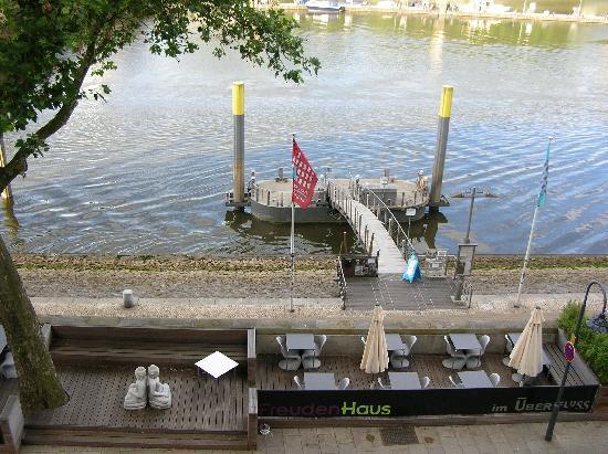 Überfluss Hotel: Weser