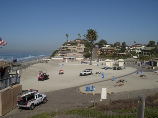 Moonlight Beach Motel: moonlight beach.