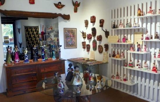 inside Copal Store