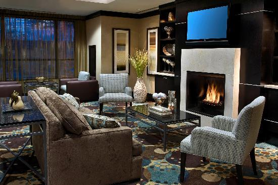 Hilton Garden Inn Toronto Downtown: Marquis Lounge