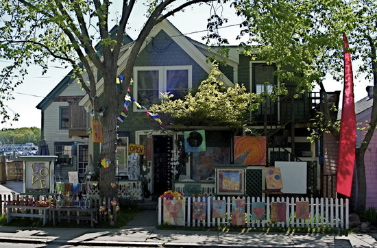 Gloucester, MA: Cutest shop/gallery...Imagine Gallery and Gifts