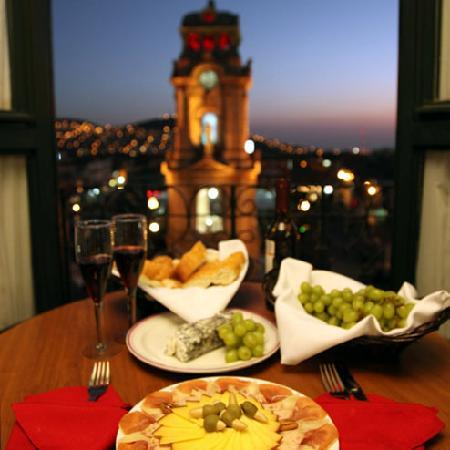 Ciros Hotel: Habitación Hotel Ciros