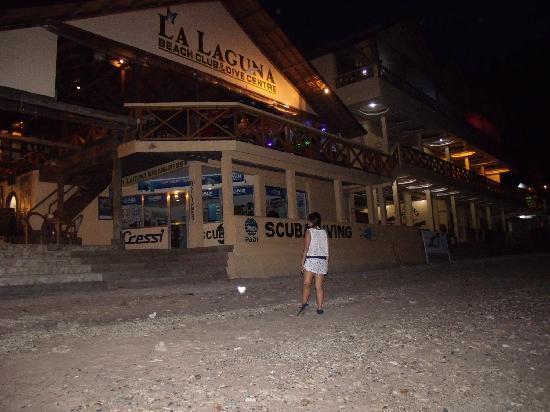 La Laguna Beach Club & Dive Centre: la laguna