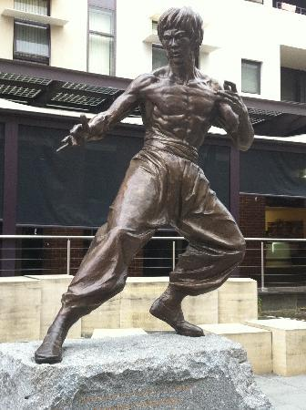 Bruce Lee Statue Kogarah 2019 All You Need To Know