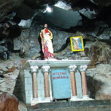 Little Mount Shrine : cave alter