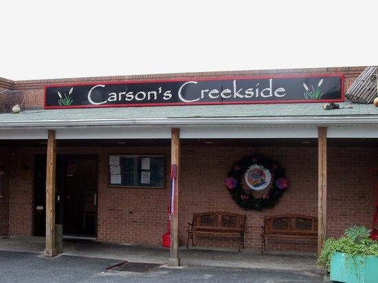 Carson S Creekside Restaurant