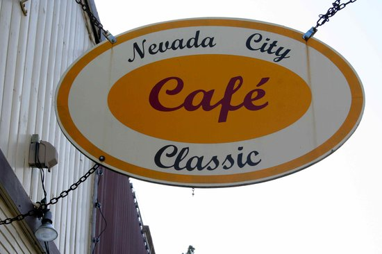 Nevada City Classic Cafe