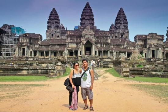 Best service - Review of Angkor Guide Services, Siem Reap ...