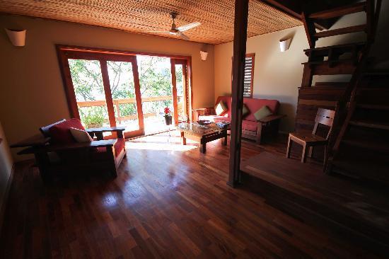 Aqua Wellness Resort: Lower floor of our villa