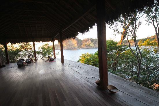 Aqua Wellness Resort: Yoga!