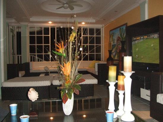 Hotel Bahia Sardina: Lobby del hotel