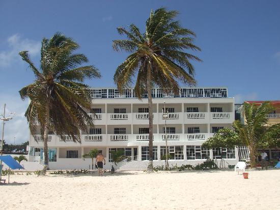 Hotel Bahia Sardina : Fachada del hotel