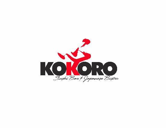 Kokoro Steaks Sushi & Martini Bar: new logo