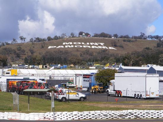 Bathurst, Australia: Mount Panorama