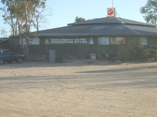 Innamincka, Australien: Pub