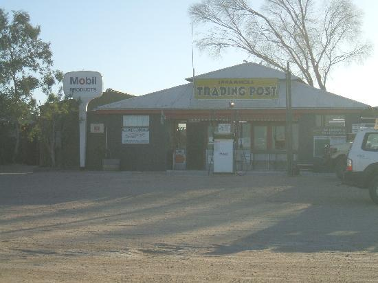 Innamincka Hotel: Trading Post/General Store