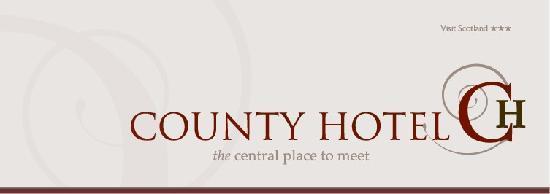 County Hotel Logo