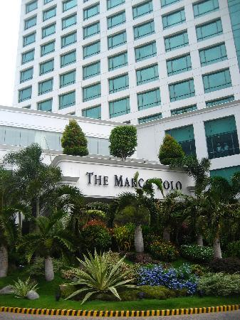Marco Polo Davao: The Facade