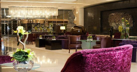 Grand Millennium Dubai: Lobby