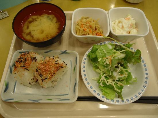 Toyoko Inn Kyoto Shijo-Karasuma: 朝の食事