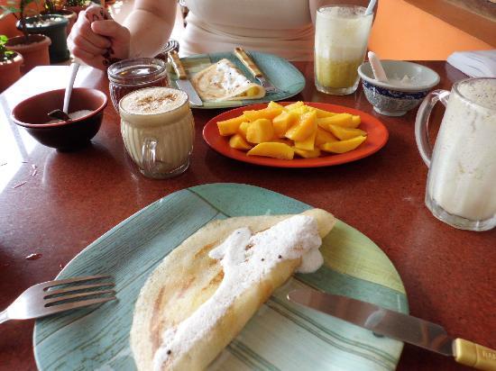 ซาจโฮม: Great breakfast