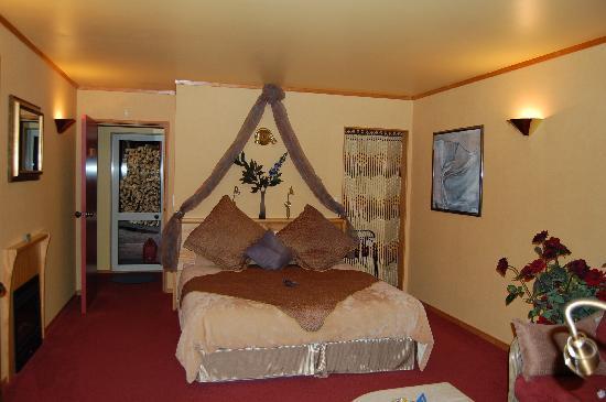 Bushland Park Lodge & Retreat: Another suite at Bushland Park Lodge