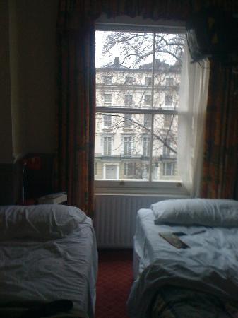 รีม โฮเต็ล: Reem hotel - Chambre