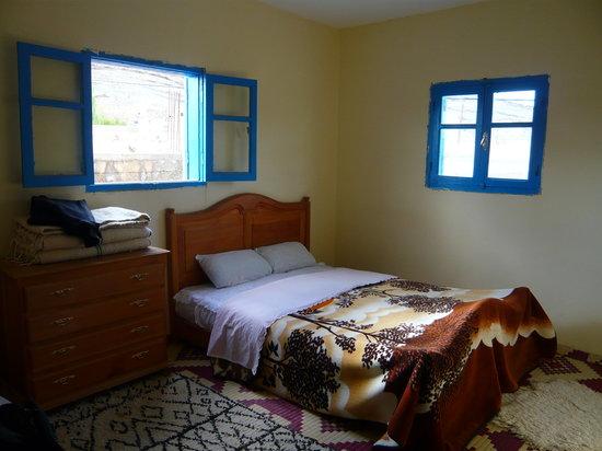 Hotel  l'Avenir: Chambre double