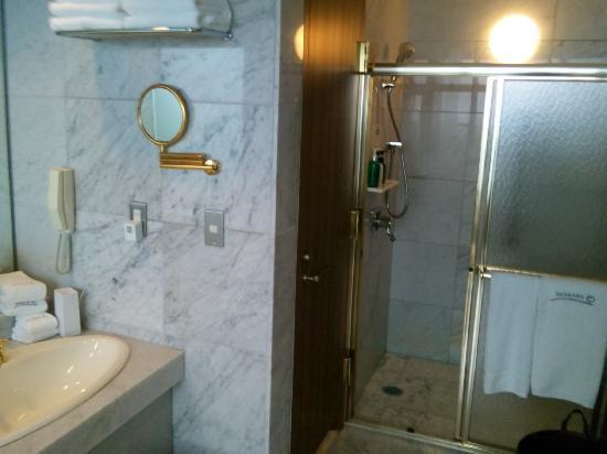 Sankara Hotel & Spa Yakushima : バスルーム