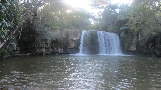 Paraguay: Wasserfall Ybycui