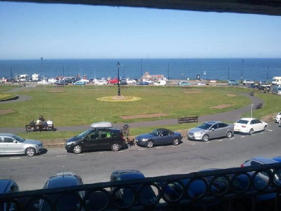 Carlill B&B: View from the room